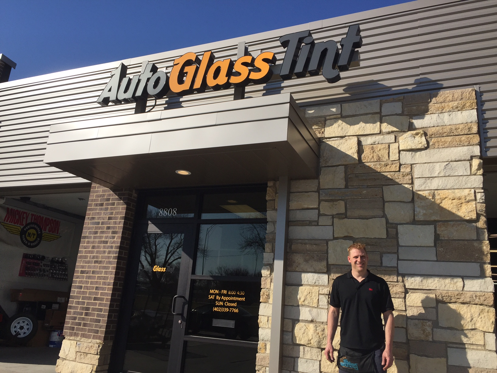 Auto Glass Tint Shop