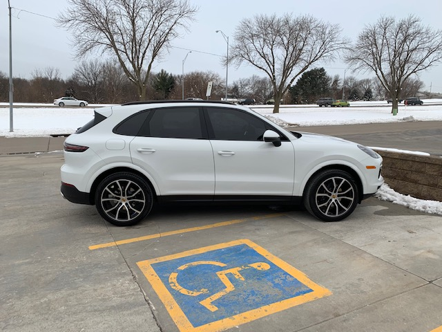 Porsche Macan Installed with Avery Dennison Film - Auto Glass Tint